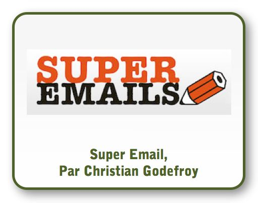 emailing, marketing par email, performance emailing, e-mailing, ecrire des emails qui vendent, robert collier, christian godefroy